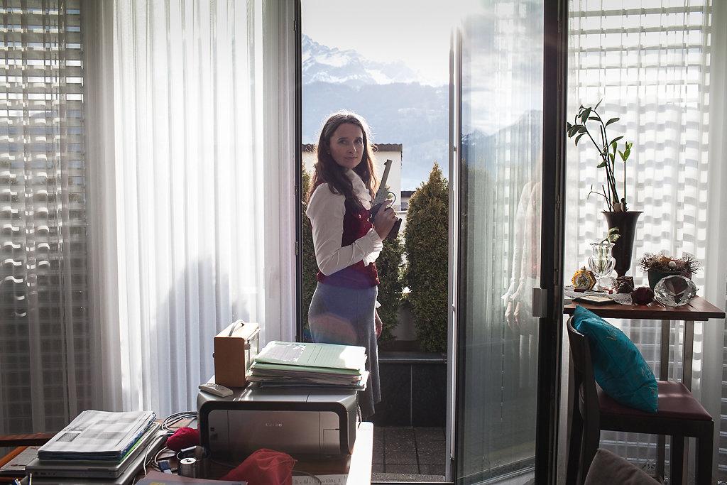 Yvette Estermann 2011