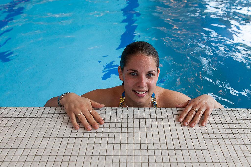 Jasmin Kündig, Köchin