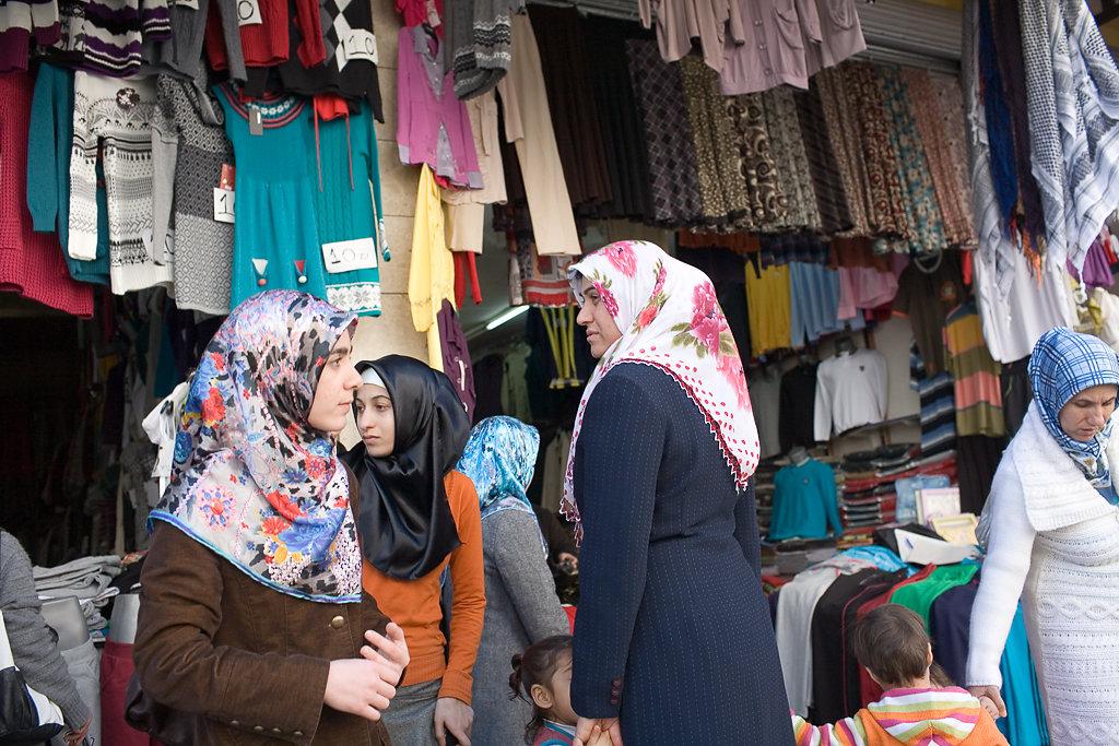 Dyarbakir, Türkei 2010